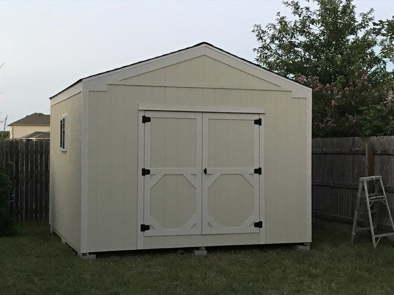 Storage Sheds & Portable Buildings<br/>Kyle & San Marcos, TX