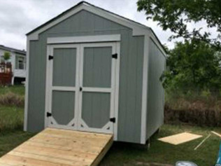 Storage Sheds & Portable Buildings, & Shed Repair<br/>Kyle & San Marcos, TX