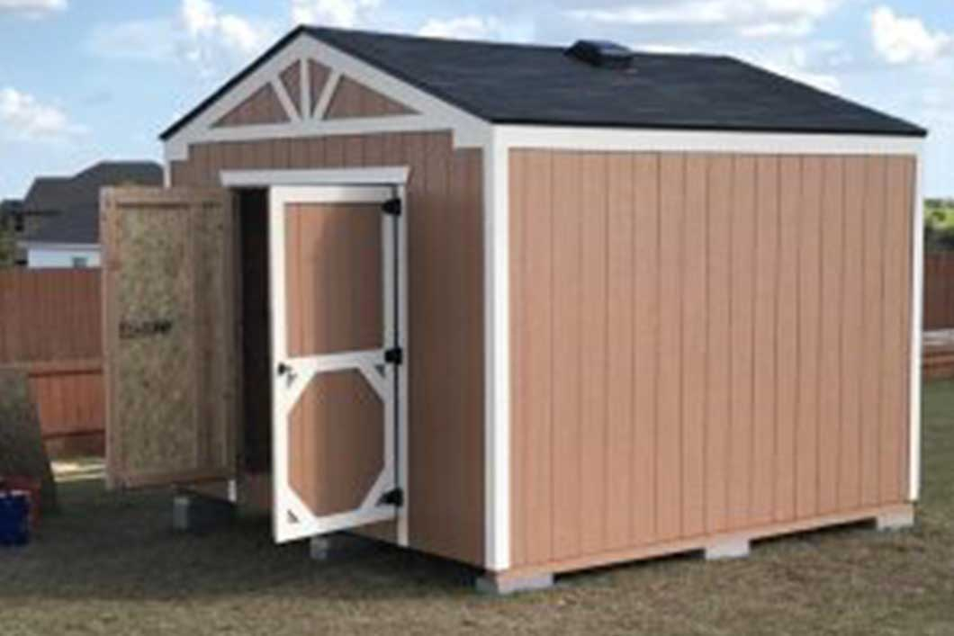 rambling our part sheds and right in to shed fit step was storage a custom decor it functional the organization with cottage truly organized building ii touches get few final